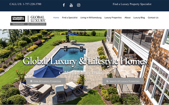 Coldwell Banker Traditions Luxury Homes